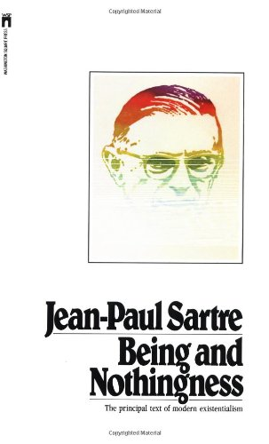 Being and Nothingness   1993 edition cover