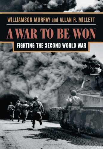 War to Be Won Fighting the Second World War  2000 edition cover