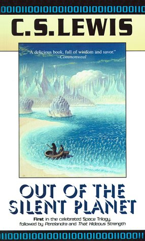 Out of the Silent Planet   1996 edition cover
