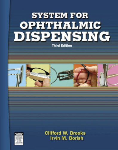 System for Ophthalmic Dispensing  3rd 2007 (Revised) edition cover