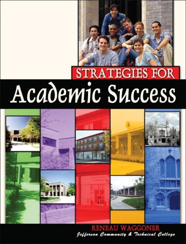 Strategies For Academic Success 1st (Revised) 9780757518805 Front Cover