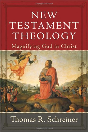 New Testament Theology Magnifying God in Christ  2008 edition cover
