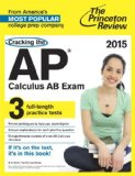 Cracking the AP Calculus AB Exam, 2015 Edition   2014 edition cover
