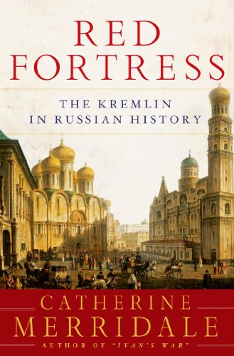 Red Fortress History and Illusion in the Kremlin N/A edition cover