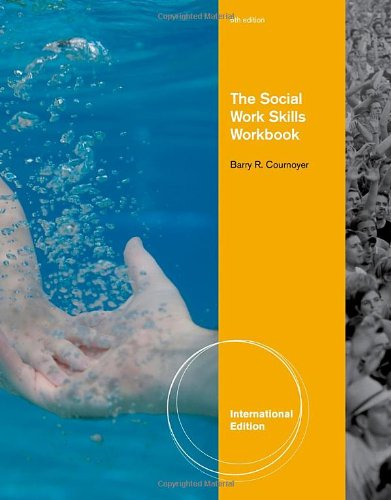 Social Work Skills Workbook  6th 2011 edition cover