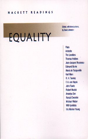 Equality   2000 edition cover