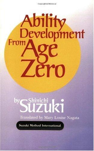 Saino Kaihatsu Wa Zero-Sai Kara  N/A edition cover