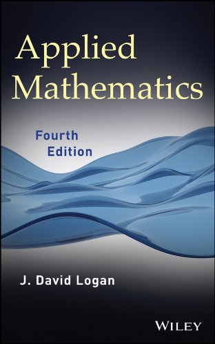 Applied Mathematics:   2013 edition cover
