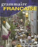 Grammaire Fran�aise  5th 2012 edition cover