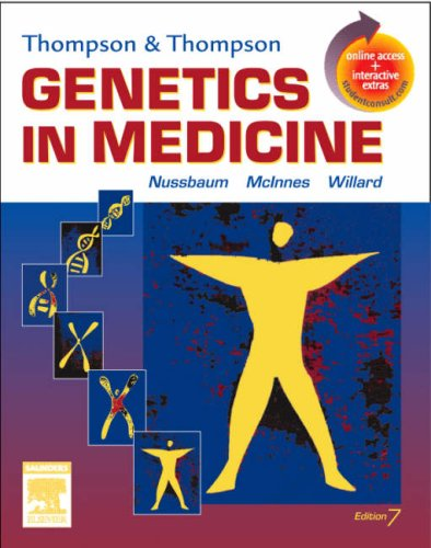 Genetics in Medicine  7th 2007 (Revised) edition cover