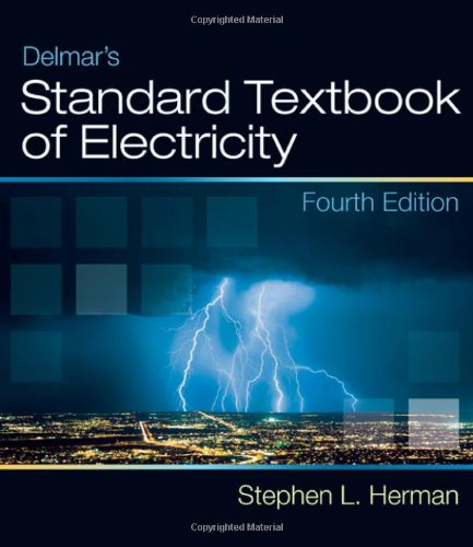 Standard Textbook of Electricity  4th 2009 edition cover