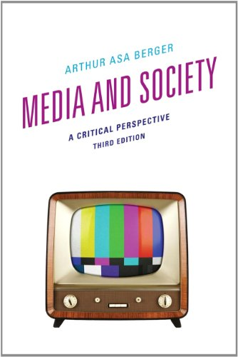 Media and Society A Critical Perspective 3rd 2012 edition cover