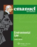 Emanuel Law Outlines  4th 2014 (Student Manual, Study Guide, etc.) edition cover