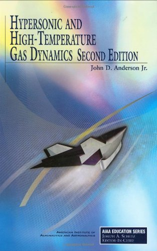 Hypersonic and High-Temperature Gas Dynamics  2nd 2006 edition cover