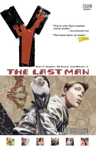 Last Man   2003 (Revised) edition cover