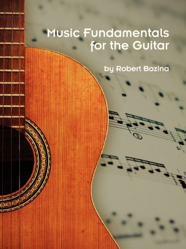 Music Fundamentals for the Guitar   2010 edition cover