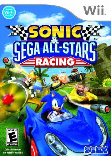 Sonic & SEGA All-Stars Racing - Nintendo Wii Nintendo Wii artwork