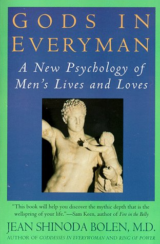 Gods in Everyman Archetypes That Shape Men's Lives N/A edition cover