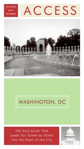 Access Washington, D. C. 10e  10th 9780061230806 Front Cover