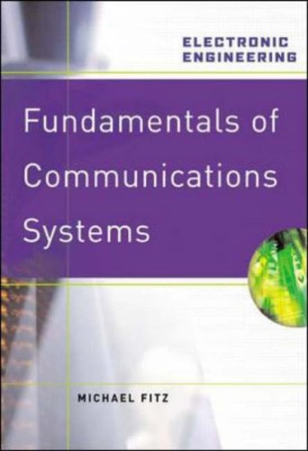 Fundamentals of Communications Systems   2007 edition cover