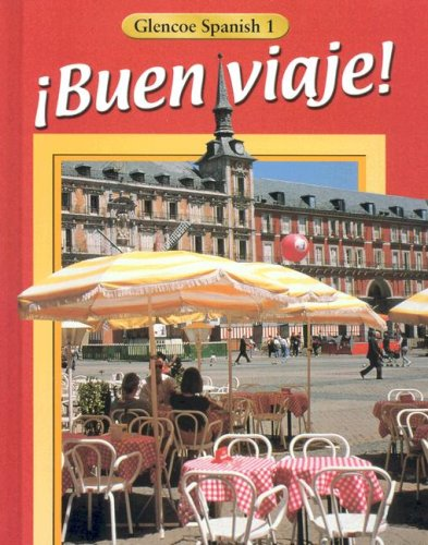 Buen Viaje!  3rd 2000 (Student Manual, Study Guide, etc.) edition cover