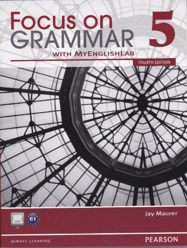 FOCUS ON GRAMMAR 5-TEXT N/A edition cover
