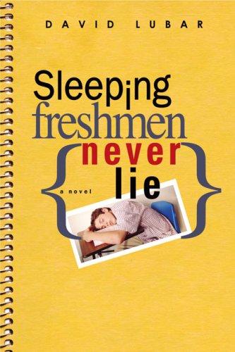 Sleeping Freshmen Never Lie  N/A edition cover