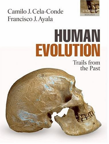 Human Evolution Trails from the Past  2007 edition cover