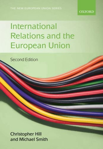 International Relations and the European Union  2nd 2011 edition cover