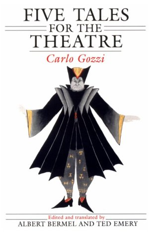 Five Tales for the Theatre   1989 edition cover