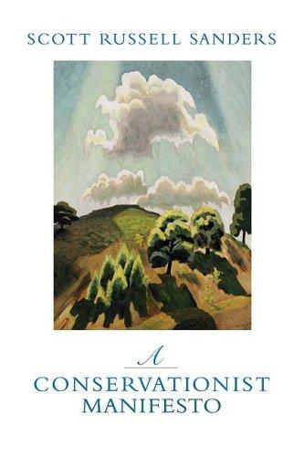 Conservationist Manifesto   2009 edition cover
