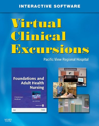 Virtual Clinical Excursions 3. 0 for Foundations and Adult Health Nursing  6th 2011 edition cover