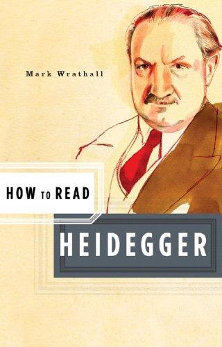 How to Read Heidegger   2006 edition cover