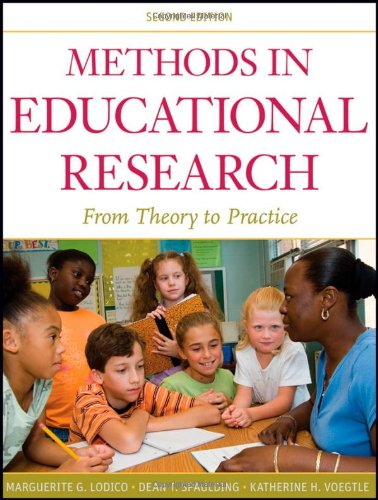 Methods in Educational Research From Theory to Practice 2nd 2010 edition cover