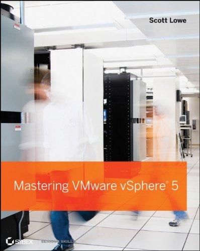 Mastering VMware vSphere 5   2011 edition cover