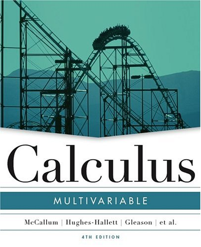 Calculus Multivariable 4th 2005 (Revised) edition cover