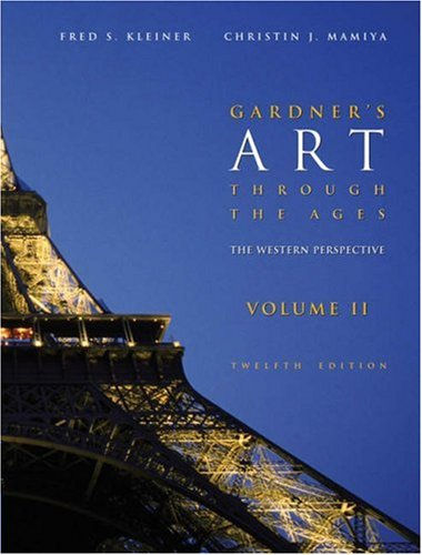 Gardner's Art Through the Ages The Western Perspective 12th 2006 (Revised) edition cover