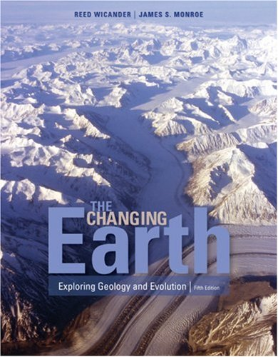 Changing Earth Exploring Geology and Evolution 5th 2009 edition cover