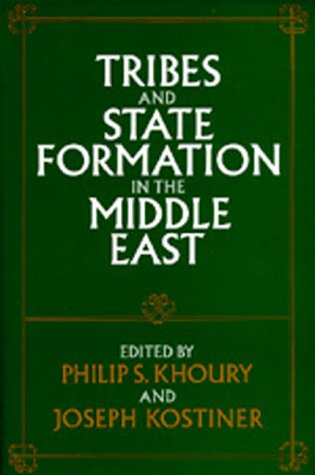 Tribes and State Formation in the Middle East   1990 9780520070806 Front Cover