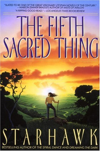 Fifth Sacred Thing  N/A 9780553373806 Front Cover