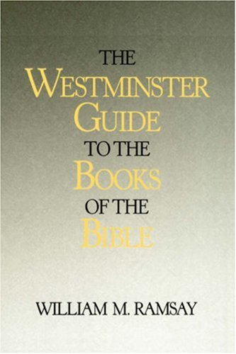 Westminster Guide to the Books of the Bible  N/A edition cover