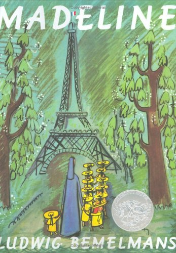 Madeline   1967 edition cover