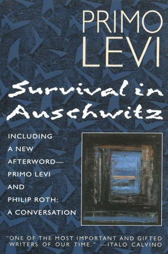 Survival in Auschwitz   1958 9780684826806 Front Cover