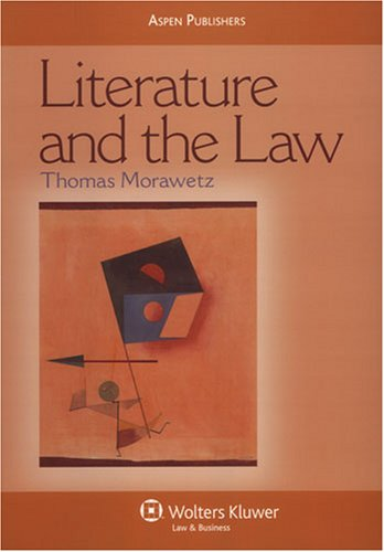 Literature and the Law   2007 edition cover