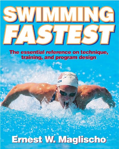 Swimming Fastest  3rd 2002 edition cover