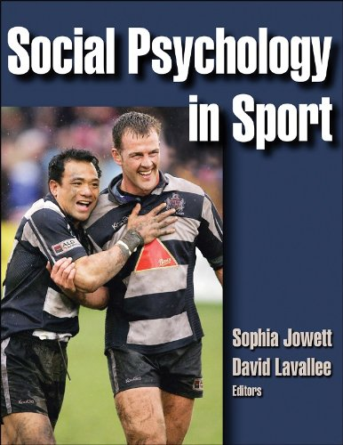 Social Psychology in Sport   2007 edition cover