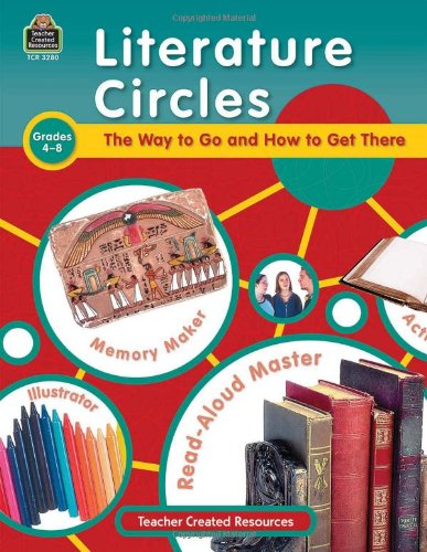 Literature Circles The Way to Go and How to Get There N/A edition cover