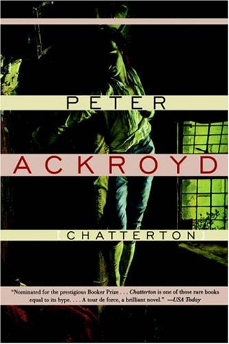 Chatterton  N/A edition cover