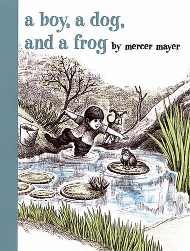Boy, a Dog, and a Frog  N/A edition cover