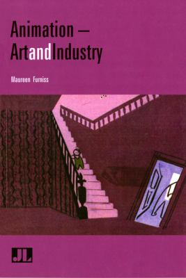Animation Art and Industry  2009 9780861966806 Front Cover
